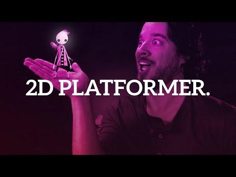 How To Make 2D Platformers (Unity Fundamentals Tutorial) thumbnail