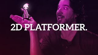 Creating a best 2D Platformers game Video Tutorial 2019