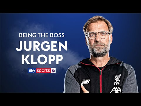 Jurgen Klopp reveals why he doesn't wear a suit on Liverpool matchdays