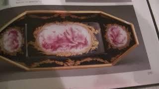 032 Моя коллекция Французского Фарфора Супер мега редкие тарелки старый Париж