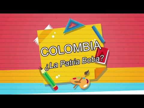 Colombia ¿La Patria Boba? from YouTube · Duration:  7 minutes 3 seconds
