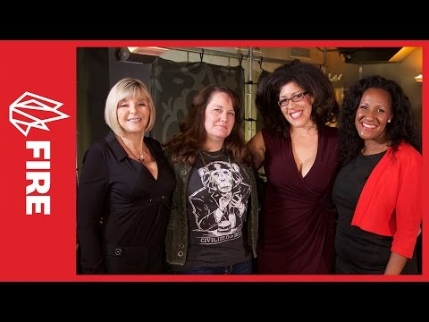 Daughters of Comedy Godfathers: Kelly Carlin, Rain Pryor, & Kitty Bruce