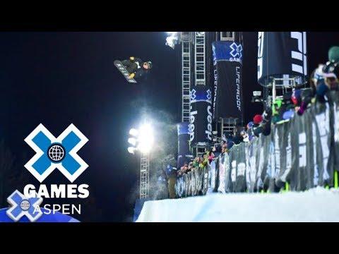 Snowboarding top moments at X Games Aspen 2018