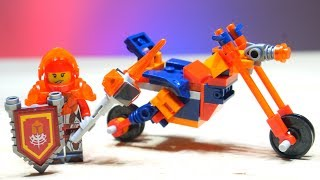 LEGO NEXO Knights  Toy Model Plastic Building Blocks Toys For Kids