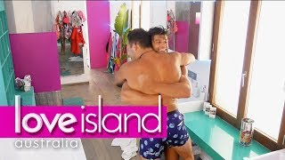 Teddy is the ultimate wingman | Love Island Australia 2018