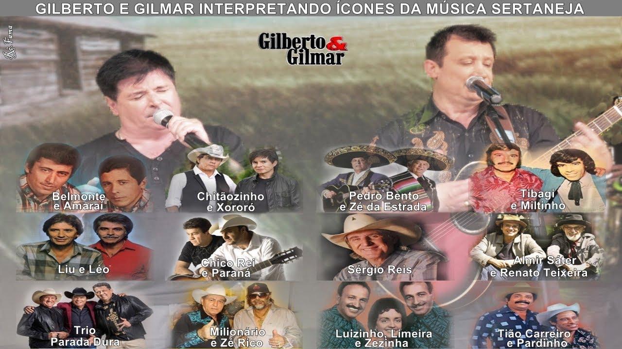 Gilberto E Gilmar So Modao Homenagem Aos Grandes Icones Da