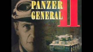 Panzer General 2 OST - UK/USA Gameplay