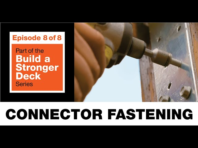 How to Select a Fastener for Your Connection