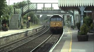 wherry lines acle incl 47818 47813 short set 10 07 2013