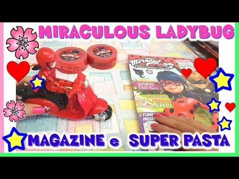 LADYBUG! Magazine Review, Super Pasta uv e bambola in moto - By Lara e Babou