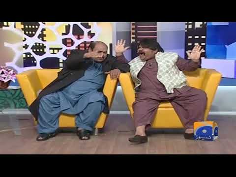 Khabarnaak - 14-October-2017 - Geo News
