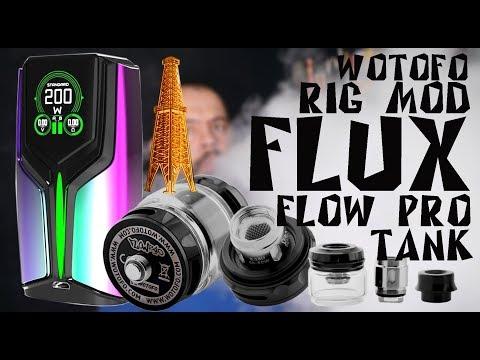 Flux MOD 200w