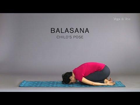 Beginners Yoga: How to do Balasana Child's Pose