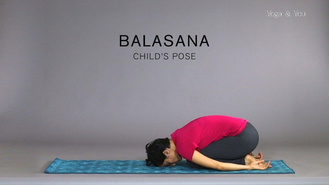 Image result for Balasana