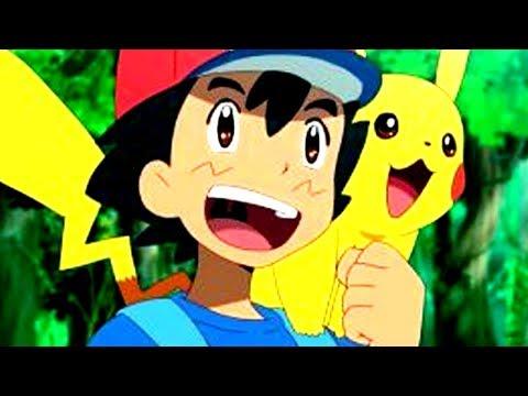 ALOLA, Neue ABENTEUER! - Pokémon Sonne Und Mond Anime Folge/Episode 1 Review