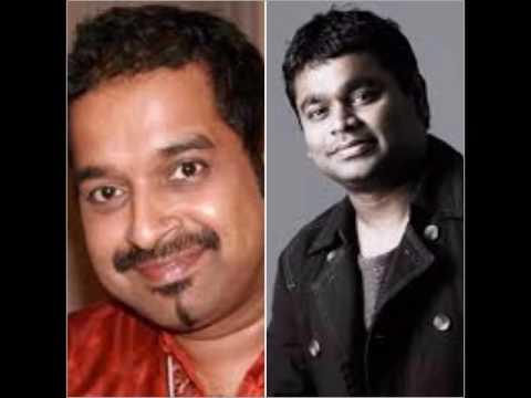 Great 10 Tamil Songs of Shankar Mahadevan with AR Rahman and Others