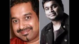 Great 10 Tamil Songs of Shankar Mahadevan with AR Rahman and Others
