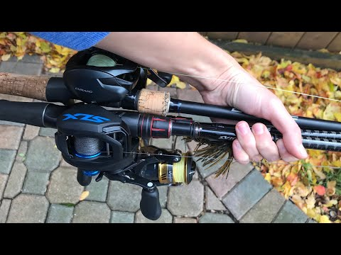 3 Must Have Bass Fishing Combos!