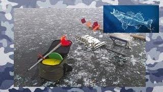 Зимняя рыбалка. Ловля на жерлицы.