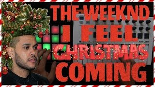 The Weeknd I Feel It Coming Christmas Carols MASHUP