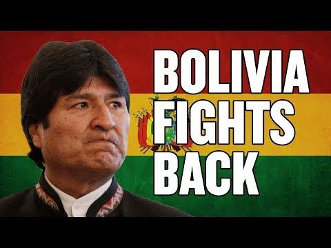 Bolivia Resists China's Subversion