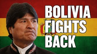 Bolivia Resists China's Subversion