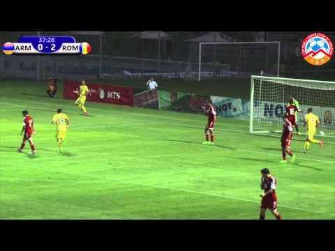 U21 Armenia U21 Romania 2:3