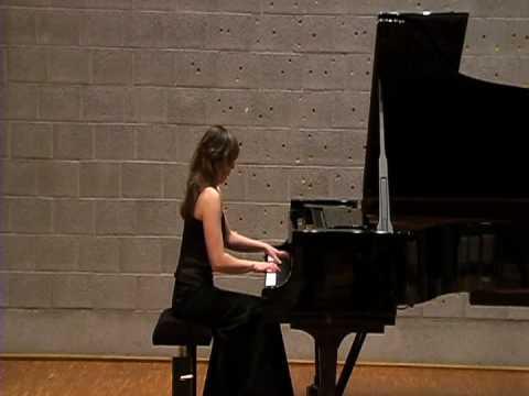Robert Schumann : Romanze op.28 Nr.2 Klavier Diana Brekalo MPGE-4