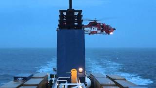Irish coastguard Helicopter