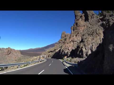 Tenerife motorbike tour 2015-12-22