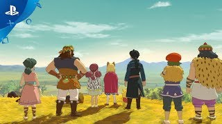 Ni no Kuni II: Revenant Kingdom - Launch Trailer | PS4