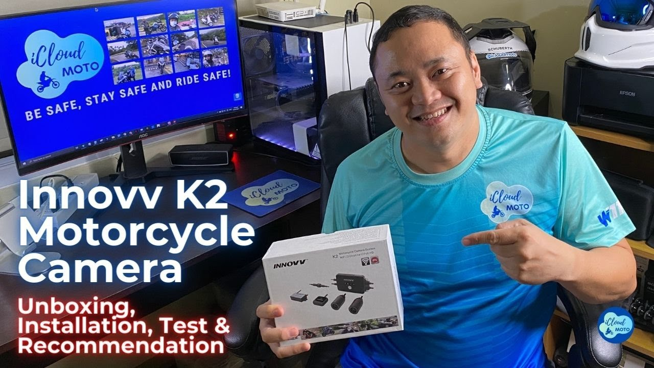 Find Out if the INNOVV K2 Motorcycle Camera is for You