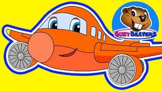 """counting Airplanes"" 
