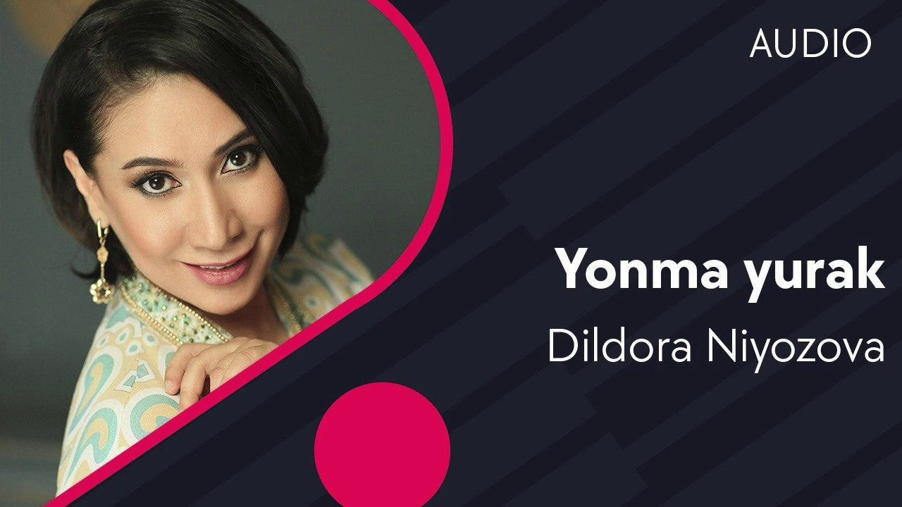 Dildora Niyozova - Yonma yurak | Дилдора Ниёзова - Ёнма юрак (music version)