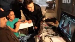 Дима Билан.. съемки клипа Мечтатели