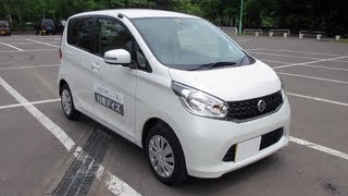 2013 New Nissan DAYZ - Exterior & Interior