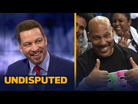 Chris Broussard: LaVar Ball isn't a problem for Magic because the Lakers are winning | UNDISPUTED