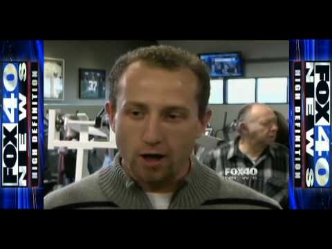 KTXL FOX40 NEWS: Dallas Braden @ LORD