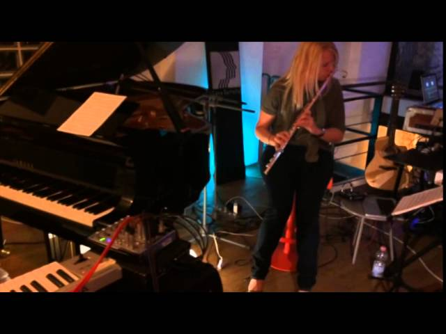 A. M. Dalla Valle & P. Corsini - Squirrel Beats Ep live a Casa Bertallot
