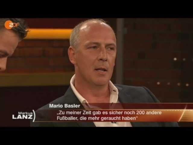 Markus Lanz: Mario Basler über seine CL-Niederlage, Bespitzelung und Neid [Ausraster!!] - 01.05.2013