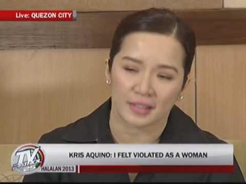 "Kris Aquino on James Yap : ""Hindi kami nagda-drama"""