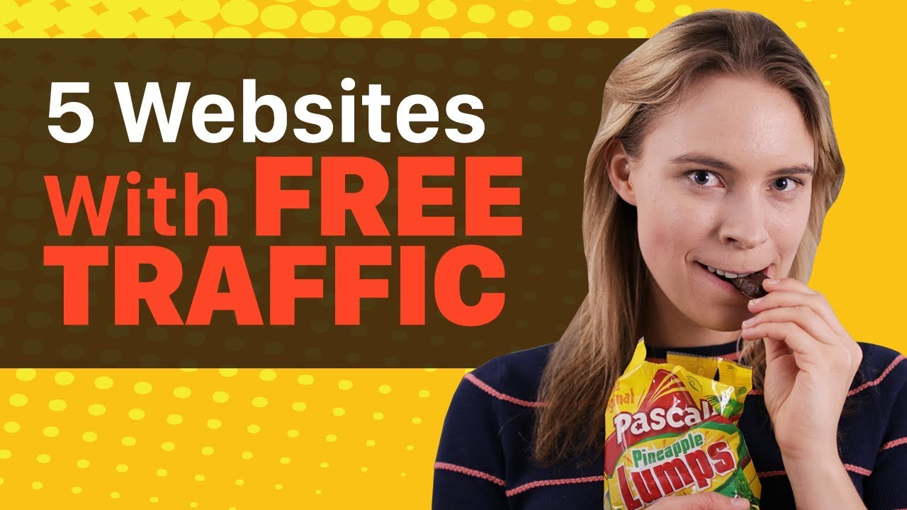 5 Websites With FREE Traffic To Make Money With An Online Business