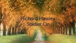 Watch Richard Hawley Soldier On video