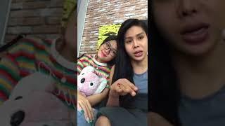 Tâm Thảo Cát Thy , Diệp Thanh Thanh livestream Trò Chuyện Cùng Fan