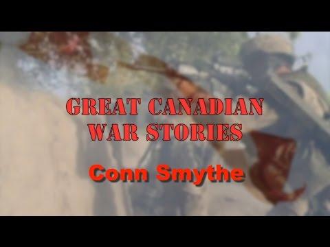 Conn Smythe:  War Hero Turned Hockey Legend