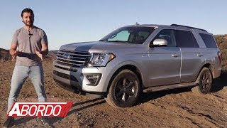 Ford Expedition 2018 - Prueba A Bordo Completa
