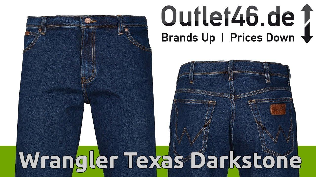4fbcafd2 Buy Wrangler Texas Stretch Night Break from £44.99 (Today) - Best ...