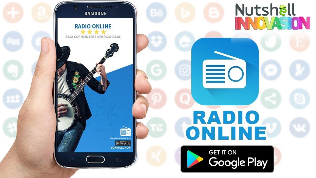Radio App | Best Fm Radio App | Fm Radio App | Radio online - Free Live FM  AM | Nutshell Innovasion