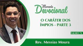 Devocional Noturno - Rev. Messias - IPSB