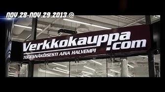 Turtle Beach at PS4 Launch Finland at Verkkokauppa 2013